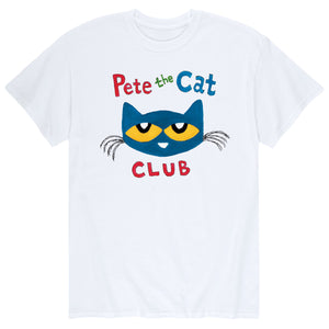 Pete the Cat Club Adult Shirt Available NOW!