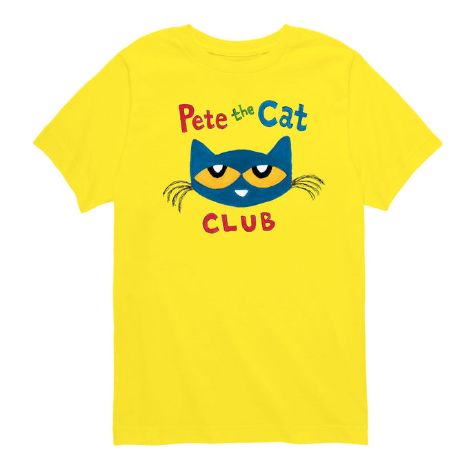 Pete the Cat Club Toddler & Youth T-Shirt Available NOW!