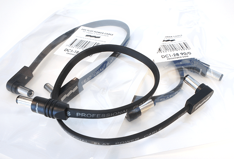 EBS DC1 Flat DC Power Cable