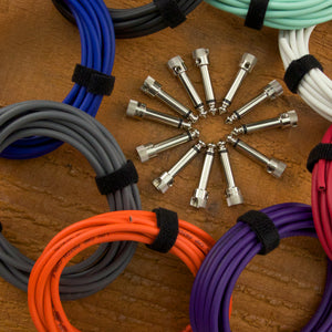 Sinasoid Solderless Patch Cable Kit