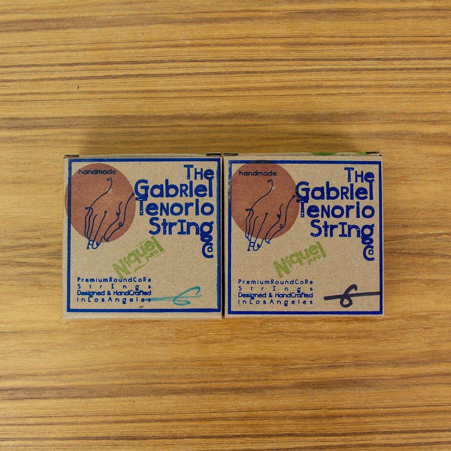 Gabriel Tenorio PHB Acoustic Strings