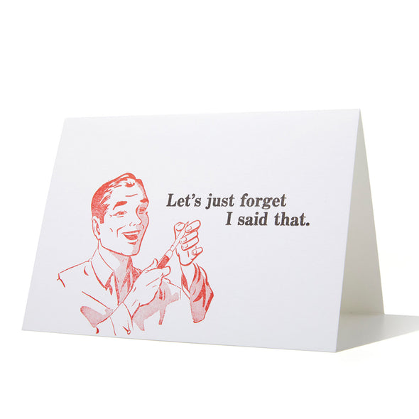 Letterpress Greeting cards.
