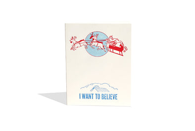 I Want to Believe - In Santa