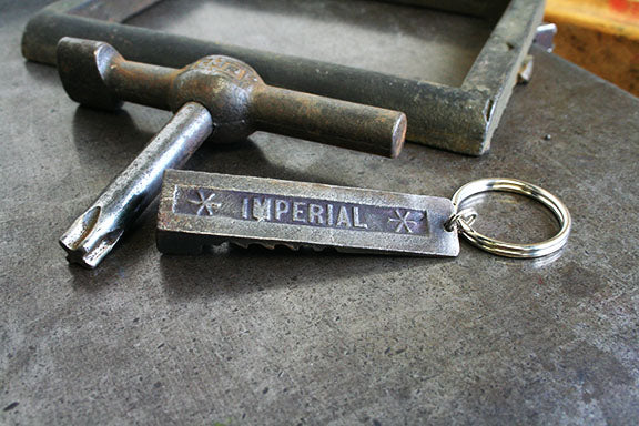 Imperial Quoin Keychain