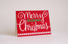 Set of 5 - Merry F*#king Christmas Foil Stamped Cards
