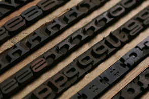 Letterpress Poster Workshop