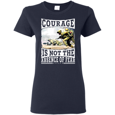 Courage Is Not Tee (F)