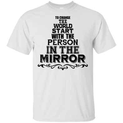 In The Mirror (2) Tee