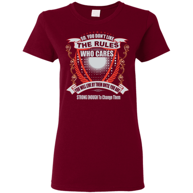 The Rules Tee (F)