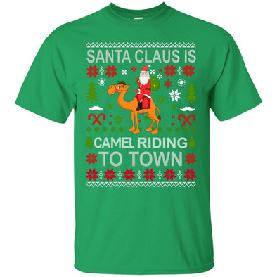 Christmas Shop - Santa Camel Riding Tee