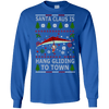 Christmas Shop - Santa Hang Gliding LS