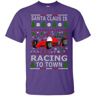 Christmas Shop - Santa Racing Tee