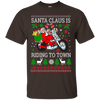 Christmas Shop - Santa Riding Tee