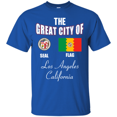 City Designs - Los Angeles California Tee