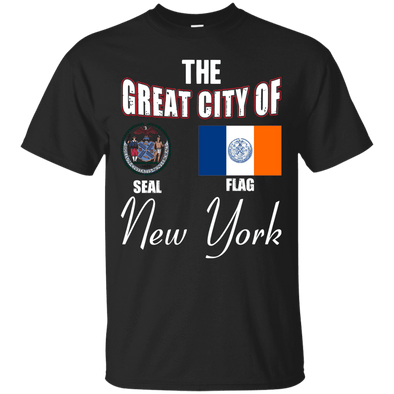 City Designs - New York City Tee