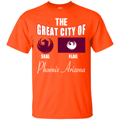 City Designs - Phoenix Arizona Tee