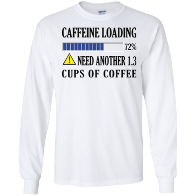 Coffee Lovers - Caffeine Loading LS