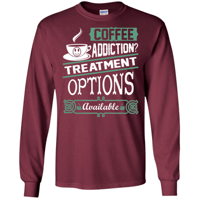 Coffee Lovers - Coffee Addiction LS