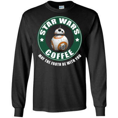 Coffee Lovers - Coffee BB8 LS