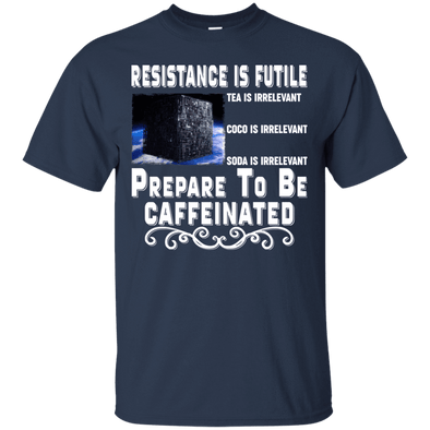 Coffee Lovers - Coffee Borg (1) Tee