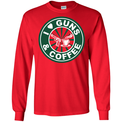 Coffee Lovers - Coffee & Guns LS
