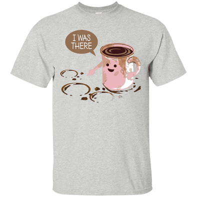 Coffee Lovers - Coffee, I Was Tee