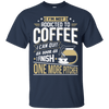 Coffee Lovers - Coffee Pitcher Tee