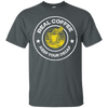 Coffee Lovers - Real Coffee Tee
