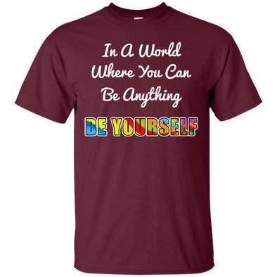 Compassion - Be Yourself Tee