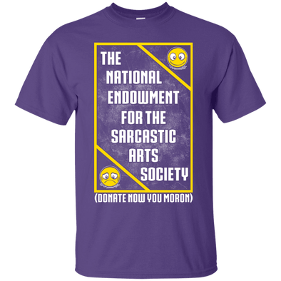Fun - Sarcastic Arts Society (1) Tee