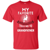 Grandparent - Grandfather Superhero Tee