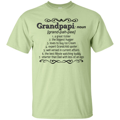 Grandparent - Grandpapi (2) Tee