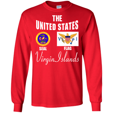 Island Designs - Virgin Islands LS