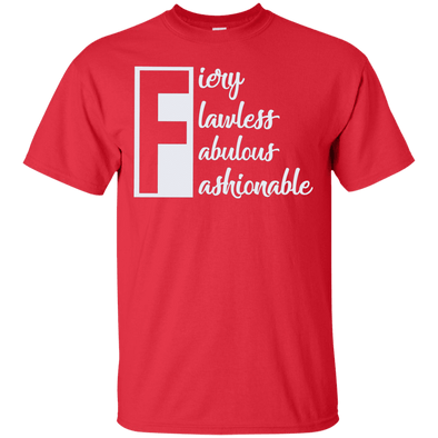Letter - The F T-Shirt Tee
