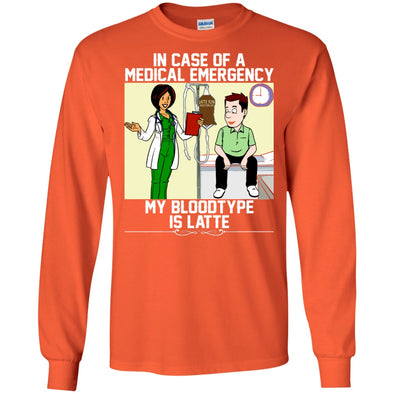 Medical Prof - Medical Emergency LS