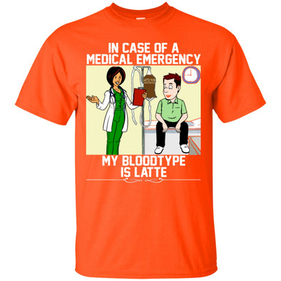 Medical Prof - Medical Emergency Tee
