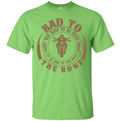 Motorcycle - Bad To The Bone (3) Tee