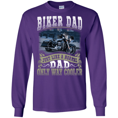 Motorcycle - Biker Dad LS