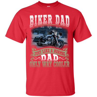 Motorcycle - Biker Dad Tee