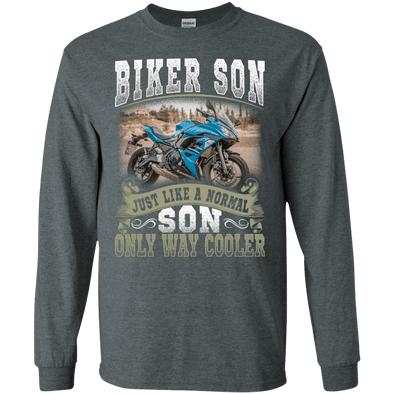 Motorcycle - Biker Son LS