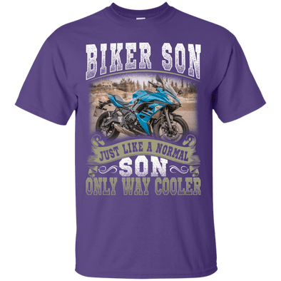 Motorcycle - Biker Son Tee