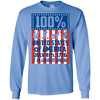 Patriot - 100% U.S. Of A. LS