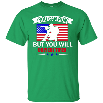Patriot - You Can Run Tee