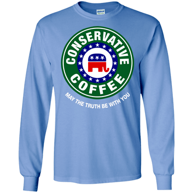 Political - Conservative Coffee LS