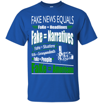 Political - Fake News (1) Tee