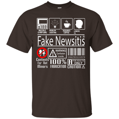 Political - Fake News (10) Tee