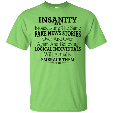 Political - Fake News (13) 2 Tee