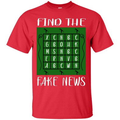 Political - Fake News B Tee