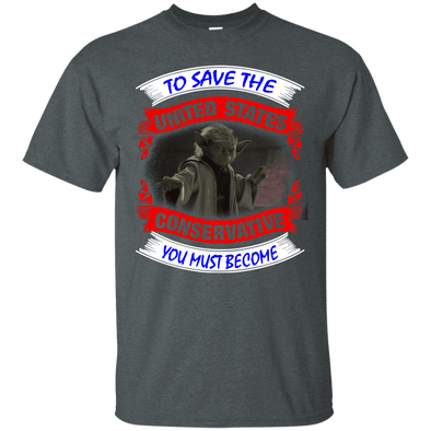 Political - To Save The U.S. Tee