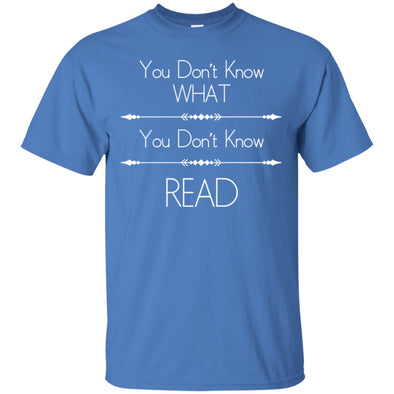 Reading - You Don't Know (1) Tee